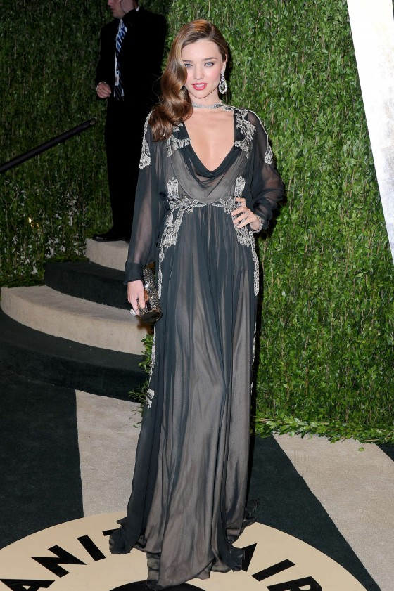 Miranda Kerr – Oscar 2013 – Vanity Fair Party -05