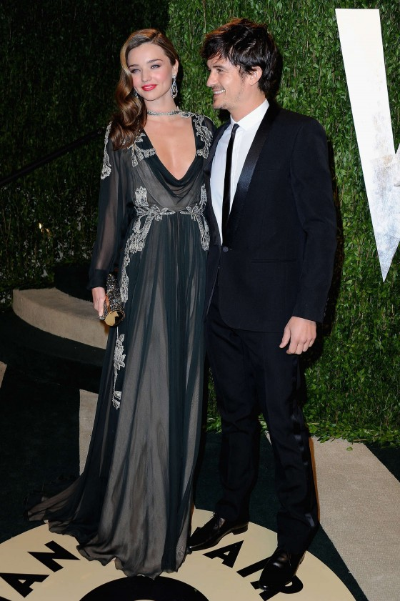 Miranda Kerr – Oscar 2013 – Vanity Fair Party -07