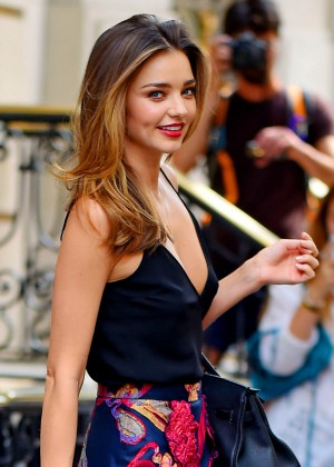 Miranda Kerr Out in New York