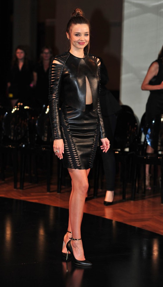Miranda Kerr – Runway For David Jones Show -05