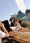 Miranda Kerr: Self Magazine - Behind The Scenes -15