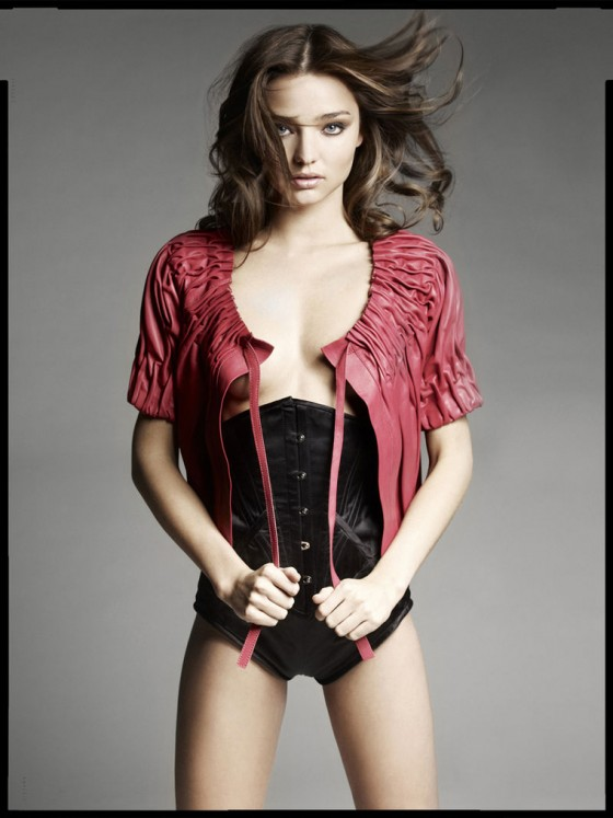 Miranda Kerr – Seth Sabel Photoshoot