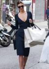 Miranda Kerr Shopping Candids in Paris -09