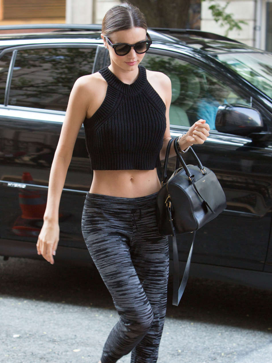 Miranda Kerr 2014 : Miranda Kerr out in NYC -09