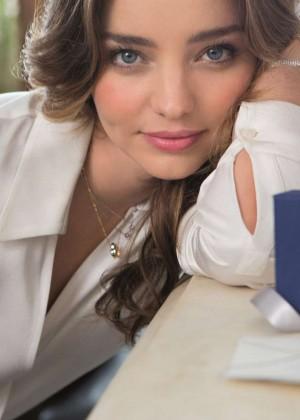 Miranda Kerr - Swarovski Spring-Summer 2015 Collection Miranda Kerr Collection