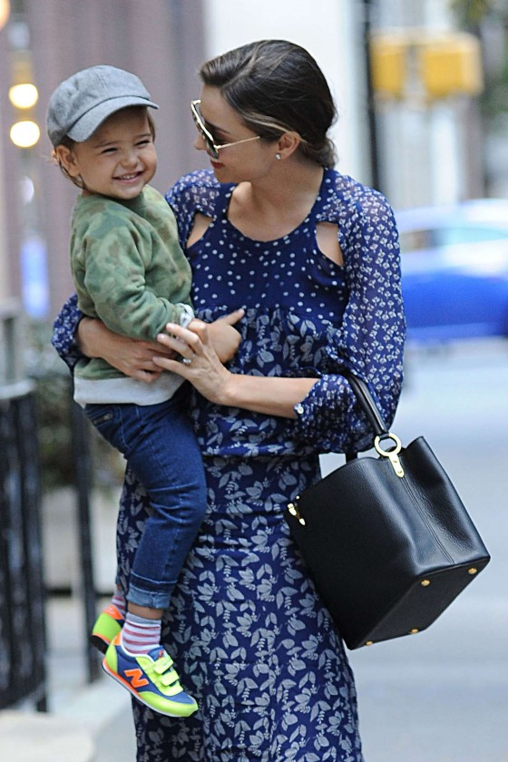 Miranda Kerr and her son Toddler Flynn -06