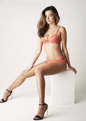 Miranda Kerr - Wonderbra 2014 Photoshoot