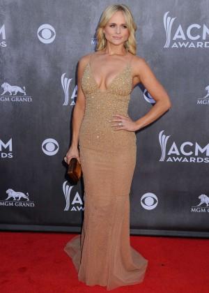 Miranda Lambert: 2014 Academy of Country Music Awards -01