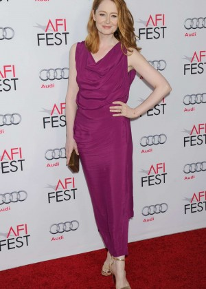 "Miranda Otto - ""The Homesman"" Screening at the AFI Fest in Hollywood"