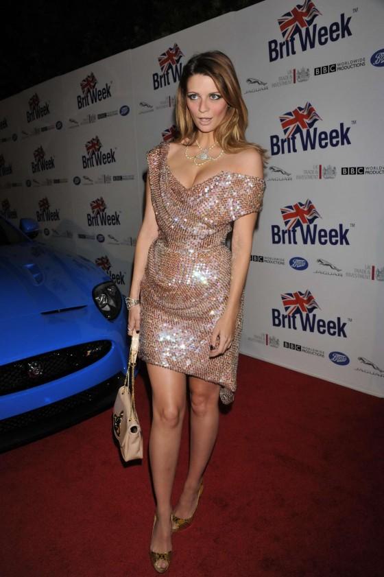 Mischa Barton -2012 Official Launch of BritWeek in Los Angeles