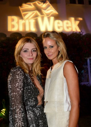 Mischa Barton: 2014 BritWeek Launch Party -08