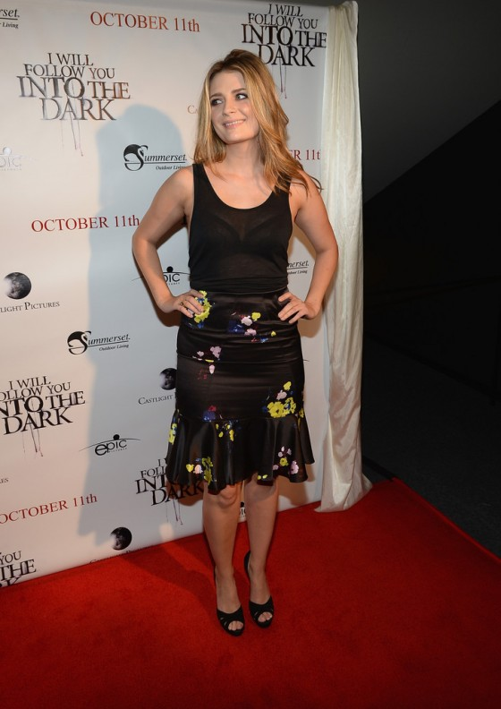 Mischa Barton: I Will You Into The Dark Premiere -07