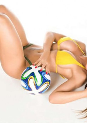 Hot Girls Brazil World Cup 2014: Miss Bum Bum  -14