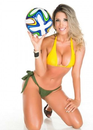 Hot Girls Brazil World Cup 2014: Miss Bum Bum  -17