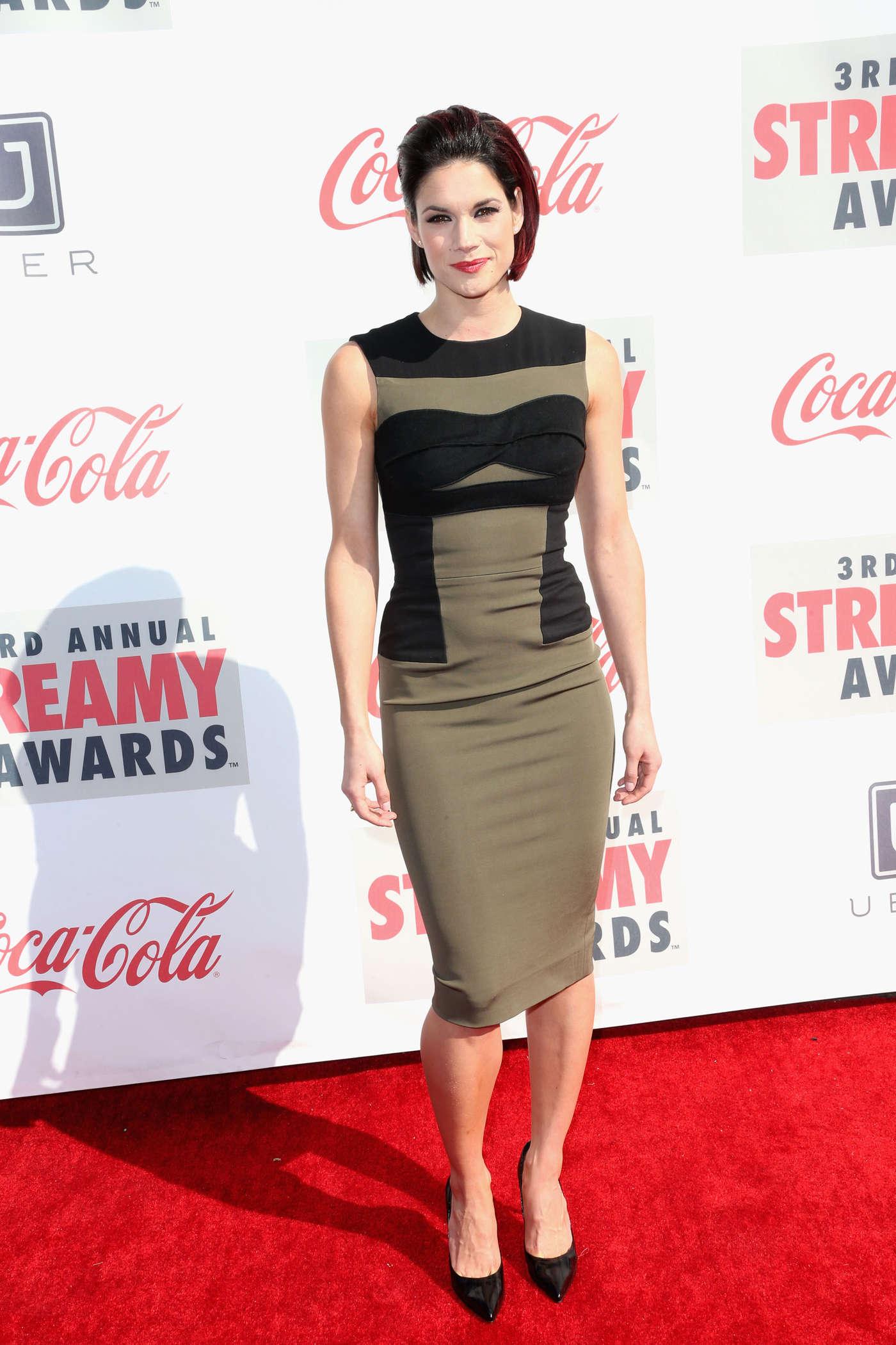 Missy Peregrym 2013 : Missy Peregrym – 2013 Streamy Awards -08