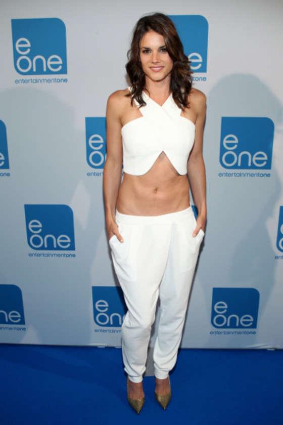 Missy Peregrym - Entertainment One Toasts 2014 Film Slate ... Megan Fox Height