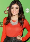 Lucy Hale - ABC Family 25 Days of Christmas Winter Wonderland Event  -03