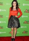 Lucy Hale - ABC Family 25 Days of Christmas Winter Wonderland Event  -04