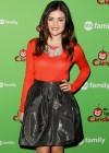 Lucy Hale - ABC Family 25 Days of Christmas Winter Wonderland Event  -06