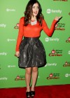 Lucy Hale - ABC Family 25 Days of Christmas Winter Wonderland Event  -09