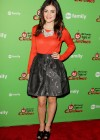 Lucy Hale - ABC Family 25 Days of Christmas Winter Wonderland Event  -10