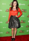 Lucy Hale - ABC Family 25 Days of Christmas Winter Wonderland Event  -11