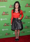 Lucy Hale - ABC Family 25 Days of Christmas Winter Wonderland Event  -12