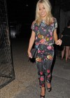 Mollie King at We Love Pop Club in London -05
