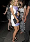 Mollie King at We Love Pop Club in London -11
