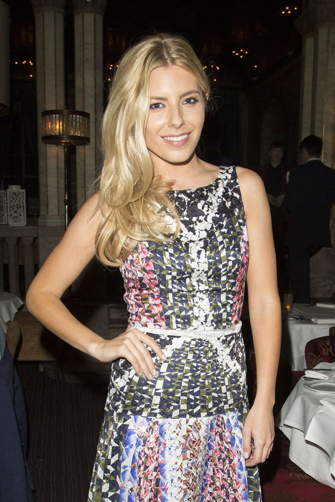 Mollie King - NEXT Model Management London Fashion Week Dinner