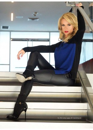 Molly McGrath - Regard Magazine (August 2014)