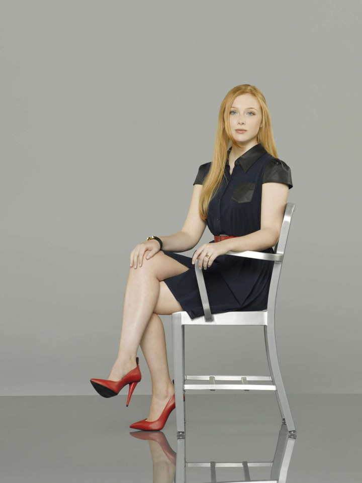 Molly Quinn - Castle Season 6 Promo Pics
