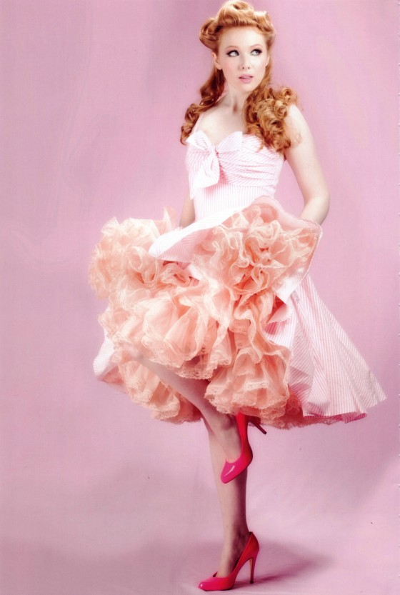 Molly Quinn: Cupcake Quarterly Magazine (July 2013)-01