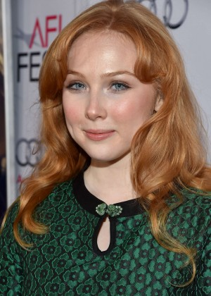 "Molly Quinn - ""The Homesman"" Screening at the AFI Fest in Hollywood"