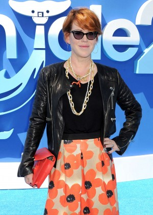 "Molly Ringwald - Los Angeles Premiere of ""Dolphin Tale 2"""