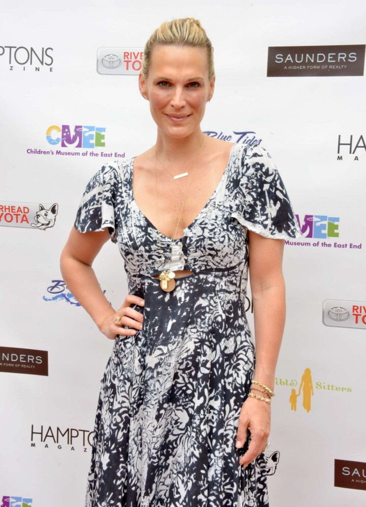Molly Sims at 2014 CMEE Family Fair