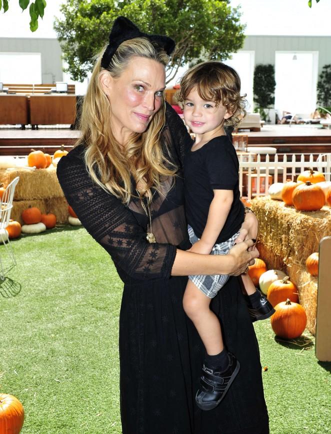 Molly Sims - Pottery Barn Kids Celebrates Halloween at Mondrian in LA