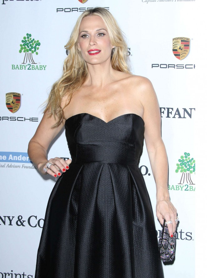 Molly Sims – The 2014 Baby2Baby Gala Presented By Tiffany & Co in Culver City