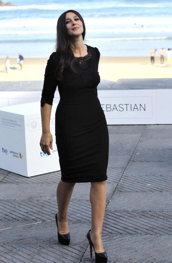 Monica Bellucci – 2012 60th San Sebastian IFF-03