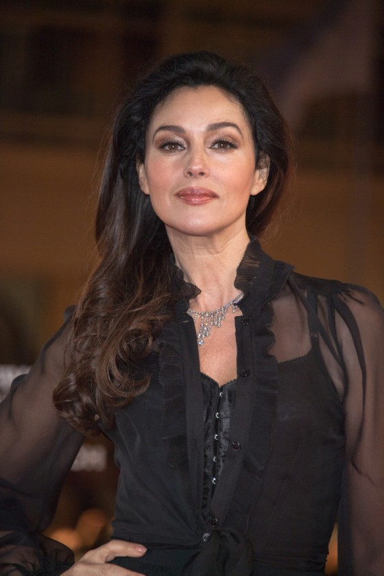 Monica Bellucci - 2012 Intl Marrakech Film Festival in Morocco -06