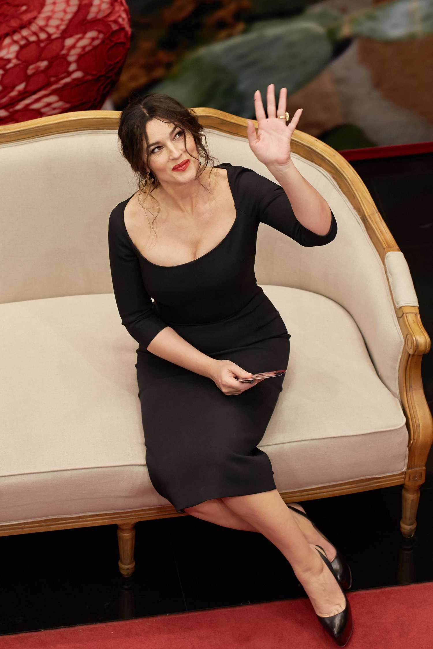 Monica Bellucci Monica Bellucci Dolce And