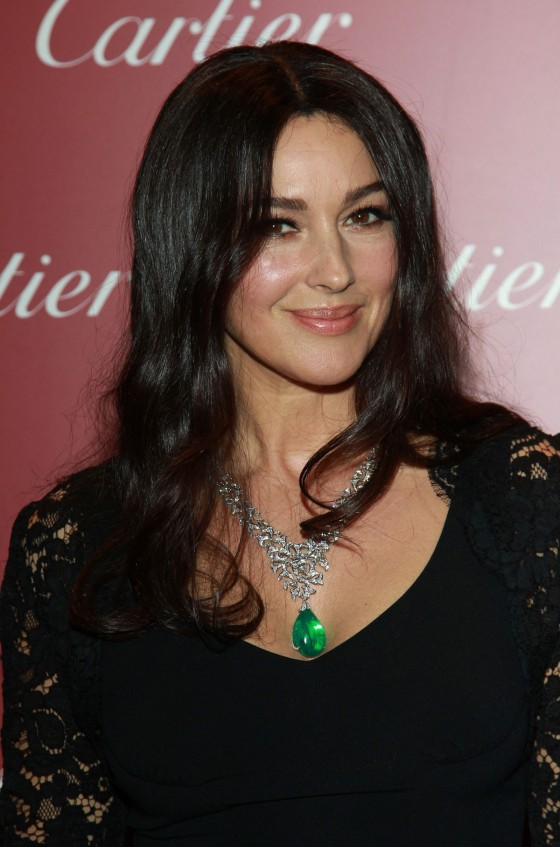 Monica Bellucci – Re-Opening of Cartier Flagship Store – Milan-02