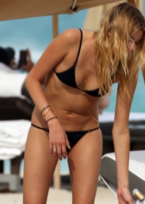 Monica Sims Bikini Photos: 2014 in Miami -08