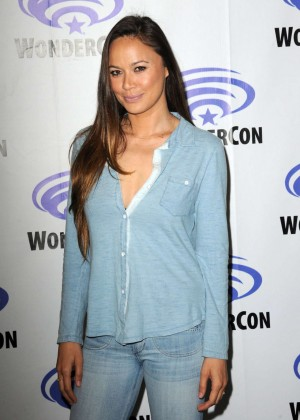 Moon Bloodgood: Wondercon 2014 -06