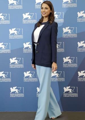 Moran Atias - 2014 Venice Film Festival Photocall