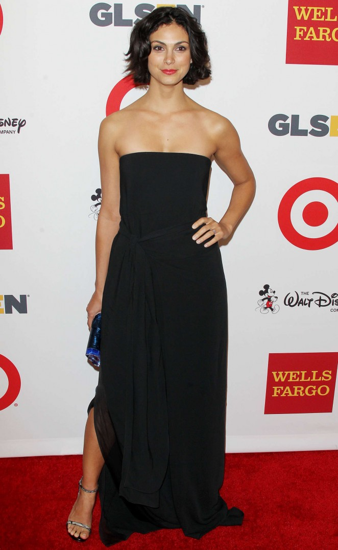 Morena Baccarin - 10th Annual GLSEN Respect Awards in Beverly Hills