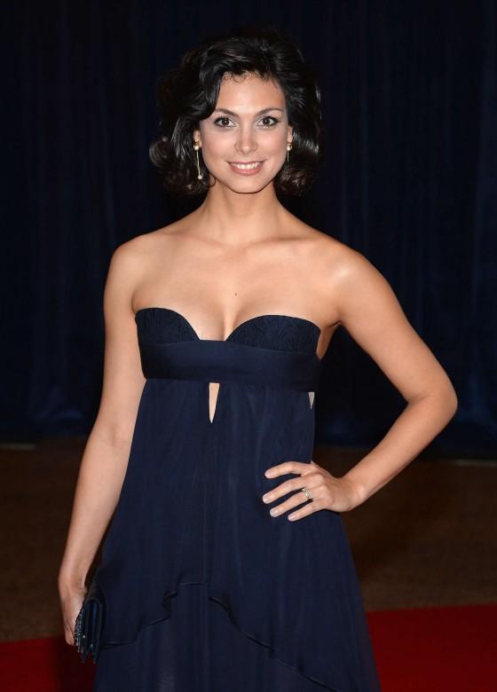 Morena Baccarin – 2013 White House Correspondents Association Dinner -04