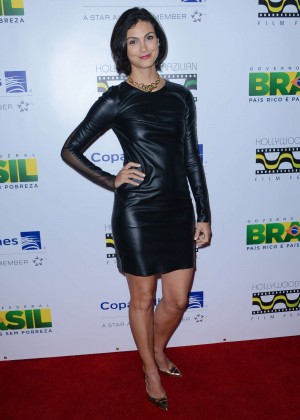 Morena Baccarin - 6th Annual Hollywood Brazilian Film Festival Opening Night Gala