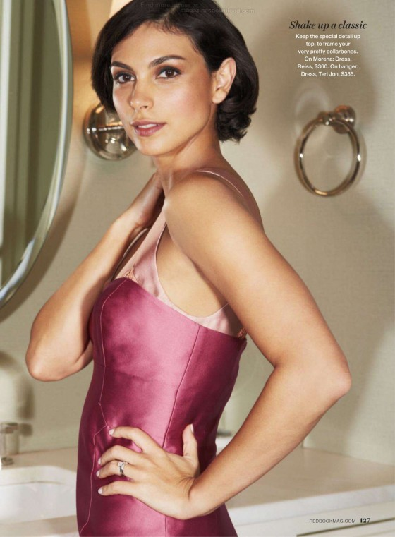 Morena Baccarin in Redbook Photoshoot-08
