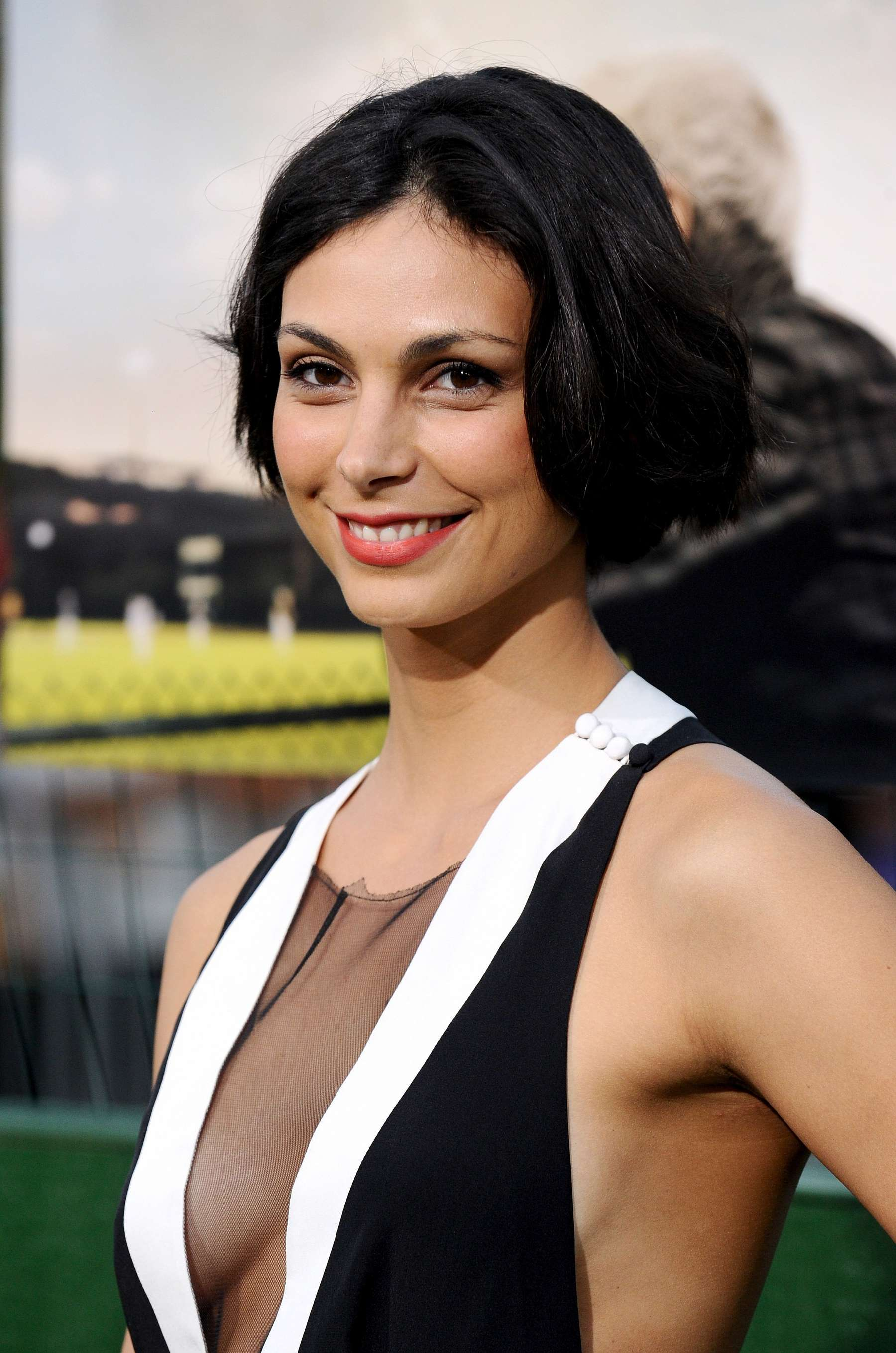 Cleavage Morena Baccarin nude photos 2019